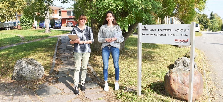 Duales Studium im Pestalozzi Kinderdorf